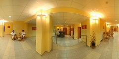 Rehabilitace - recepce - Virtual Tour/Panorama