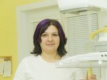 Pavlína Brožová, DiS.